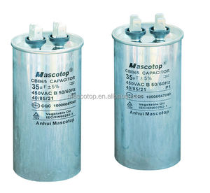 CBB65 Capacitor for air conditioner