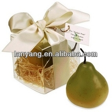 clear plastic gift bird cage favor pvc box