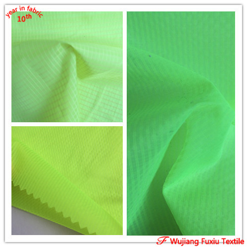 waterproof anti UV protection ultralight 15D 20D ripstop nylon fabric for sportswear