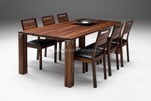Antique recycle wood furniture/Reproduction Solid Wood Rustic Dining Table