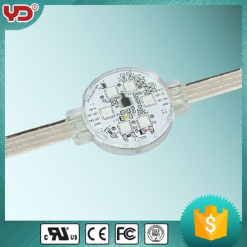 outdoor advertising LED channel sign IP68 UL FCC CE Anti-UV V-0