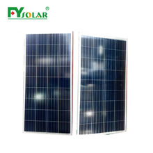 155W MONO solar cell solar panel solar power home system