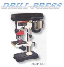 Oscillating Drill Press ZQJ4113C with Swing 218mm and Chuck size 1.5-13mm