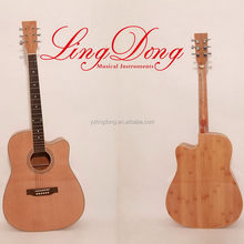 Contemporary Crazy Selling no brand acoustic guitar