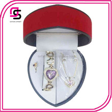2014 New Product Promotional Gift Watch Set Wedding Jewelry Set