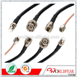 TNC/BNC connector cable connector RG8 cable assembly