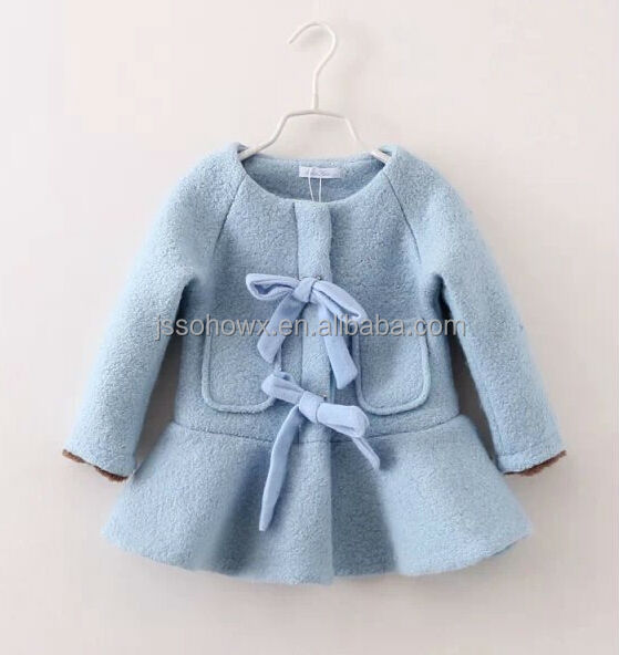 2014 Fall Baby Girl Wool Blend Coat,Girls Wool Dress Coats - Buy ...