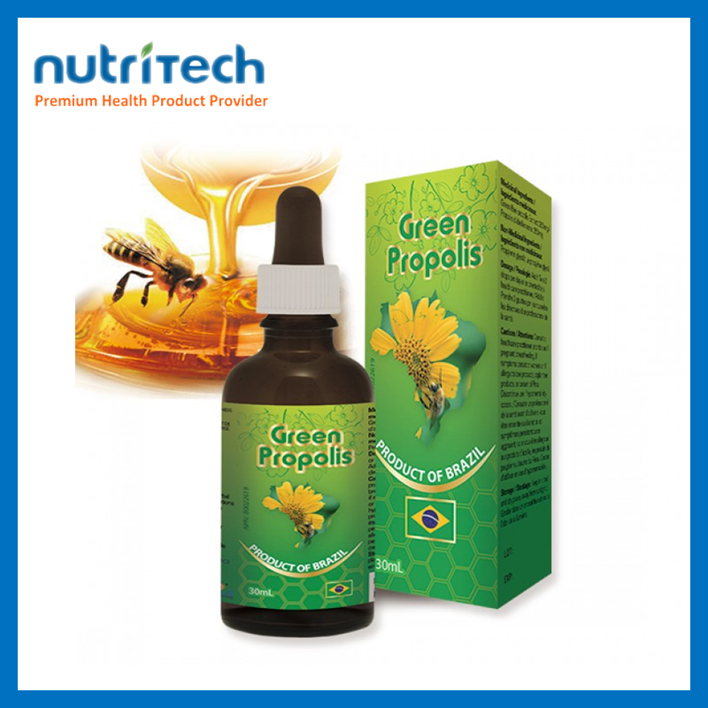 Nutrition Food brazilian green propolis
