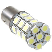 Red 1157 BAY15D 27 5050 SMD LED Car Lights Bulbs Back-up/Reverse Tail light