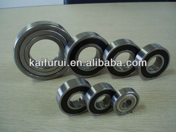 Deep groove ball bearings 6000 series high quality 6220 bearing from china