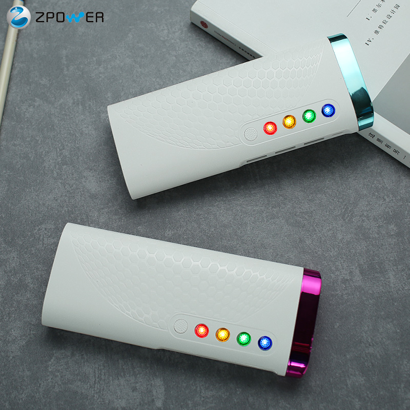 Alibaba best sellers 10000mah power bank changer with led flashlight