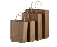 latest invention recycled bag,craft paper bag,brown kraft paper bags brown bags