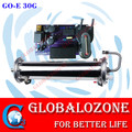 Water cooling enamel coated 20g/hr ozone generator tube