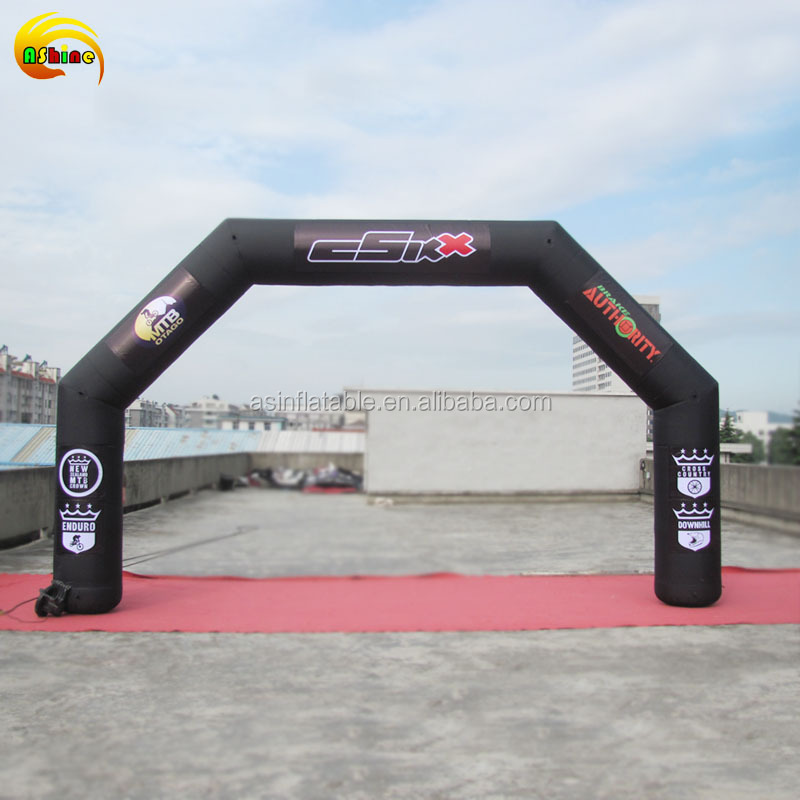 customized inflatable arch price is cheap