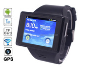 latest 1g/4g android 4.0 smart watch mobile phone with wifi/bluetooth/gprs /EDGE/HSPA/ SIM Z1 Z13