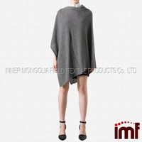 Wool Hand Knitted Poncho Pattern Wholesale Wool Poncho