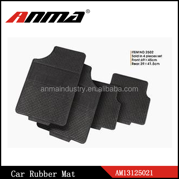 disposable heated car floor rubber mats