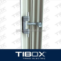 TIBOX Customized telecom equipment outdoor cabinet/rack case/metal enclosure/electronic box