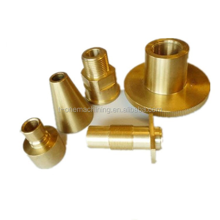 Special CNC turning Brass parts,CNC Machining Parts,Small OEM precision brass CNC turned mechanical part Passed ISO 9001