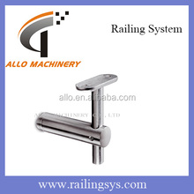 free standing handrails stainless steel standoff bracket for glass fitting