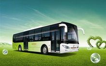 New energy battery power electric city bus