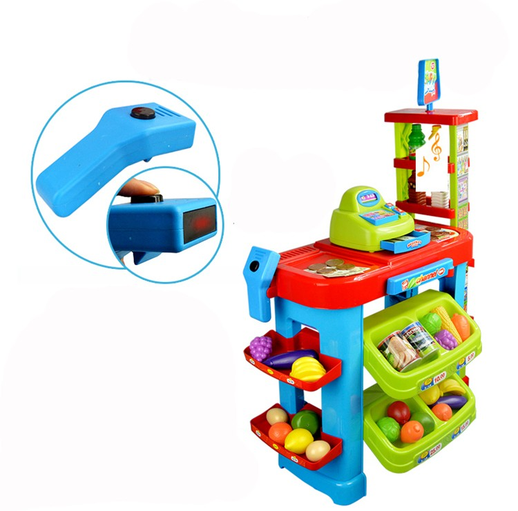 Children Supermarket Shopping Kitchen Toys - Most Hot Selling Kid Toy