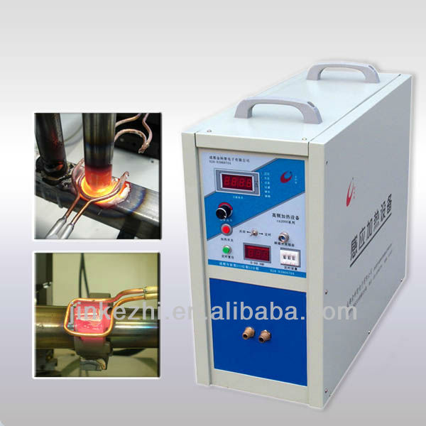 blade segments induction welding machine