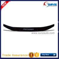 Fortuner 2012 to 2014 Bonnet Guard All Black For TOYOTA FORTUNER accessories Bonnet Protector
