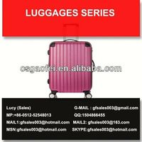 2013 hot sell beautiful design luggage set for luggage using for luggage