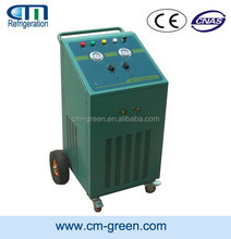 Commercial A/C CM7000 Refrigerant recovery station /Recharge recycling equipment