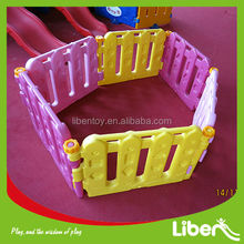 garden chain link fencing for sale,cheap plastic ourdoor dog fence LE.WL.006