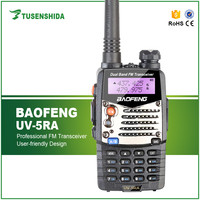 Baofeng UV 5RA FM CB transceiver Radio 136-174/400-520 MHz dual band two way interphone Radio with high gain antenna