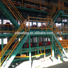 APP/SBS bitumen waterproof membrane machine/modified bitumen membrane production line