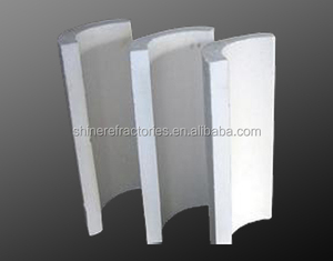 High quality of non asbestos fireproof calcium silicate pipe insulation