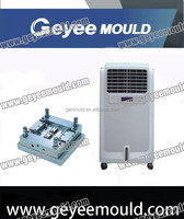 plastic air cooler cover injection moulding machine