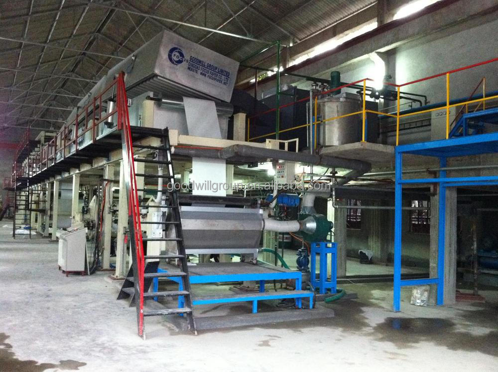 coated paper manufacture research Global coated paper revenue and market share for each manufacturer global frosted glass coated paper market 2018 industry research report.