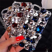Shining Luxury Models with Diamond Hard Back Cover for iPhone 5 /5S, Diamond Mobile Phone Case For IPhone