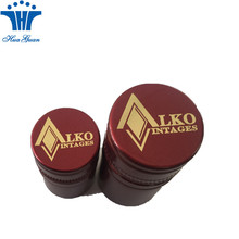25x43mm aluminum wine scew cap