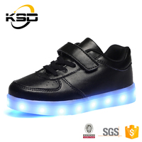 2016 Kids Colourful Led shoes musical With Wheels Suitable All Fashion Child