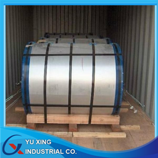 Hot roll base hot-dip galvanized steel coil / HGI for construction, Factory direct sales