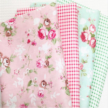 Wholesale 100% Cotton bedding sets fabric with Rose printed