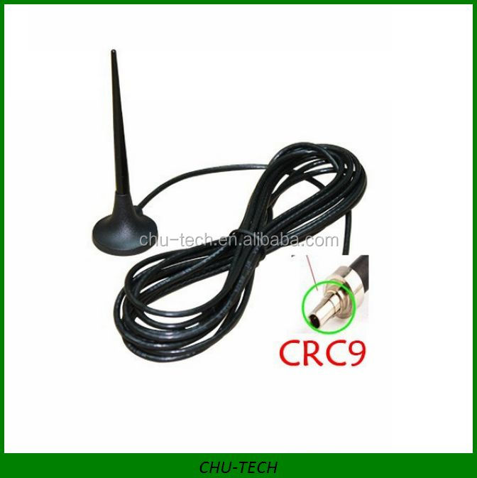 3G GSM antenna 3.5dbi with CRC9 connector for HUAWEI MODEM E156 E156G E160 E160E