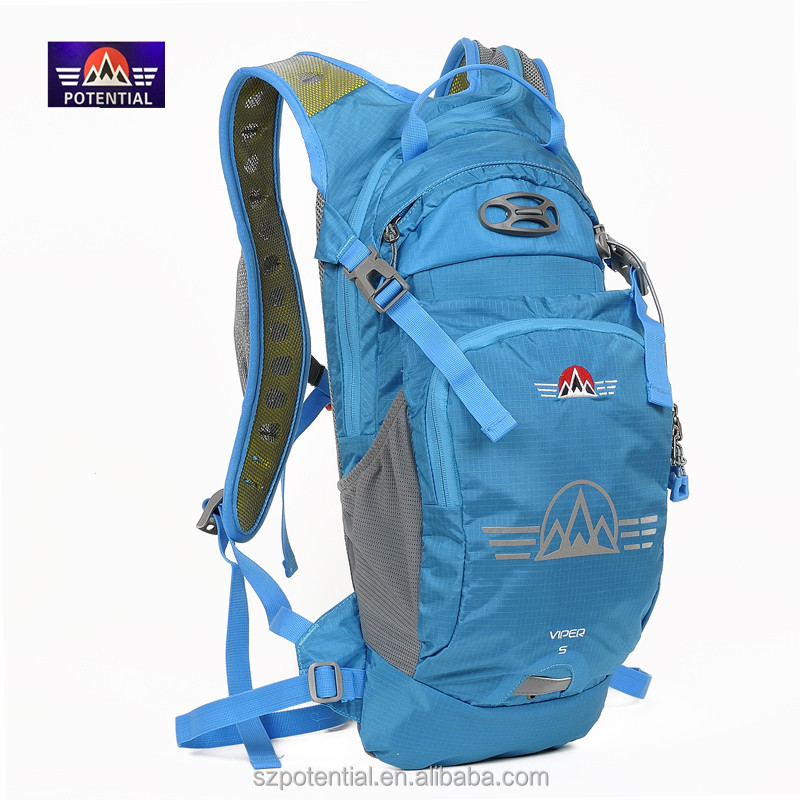 Hot selling outdoor cycling bags hydration bicycle backpack for bicycle rider or runner
