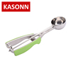 Metal Stainless Steel Ice Cream Spoon