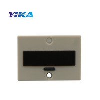Electronic meter counter digital counters