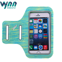 Unique Style Customized Reflective Armband Case Mobile Phone Sport Armband