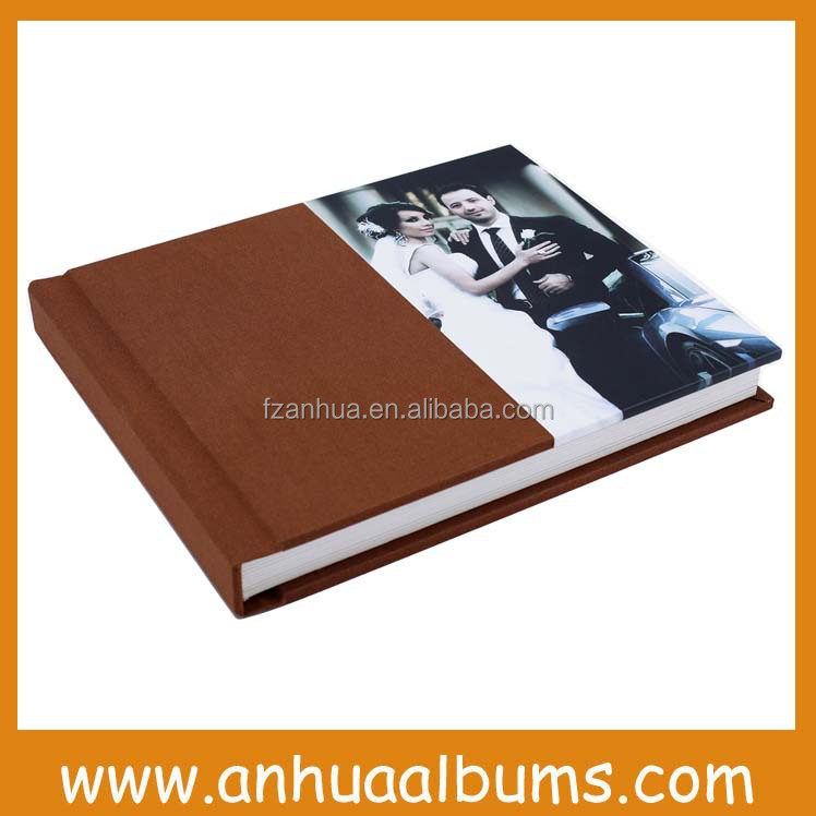 wedding photo album supplier For Professional Photographer