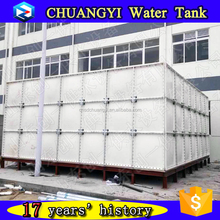 Frp grp water storage tank 20000 liter/frp water tank factory from China