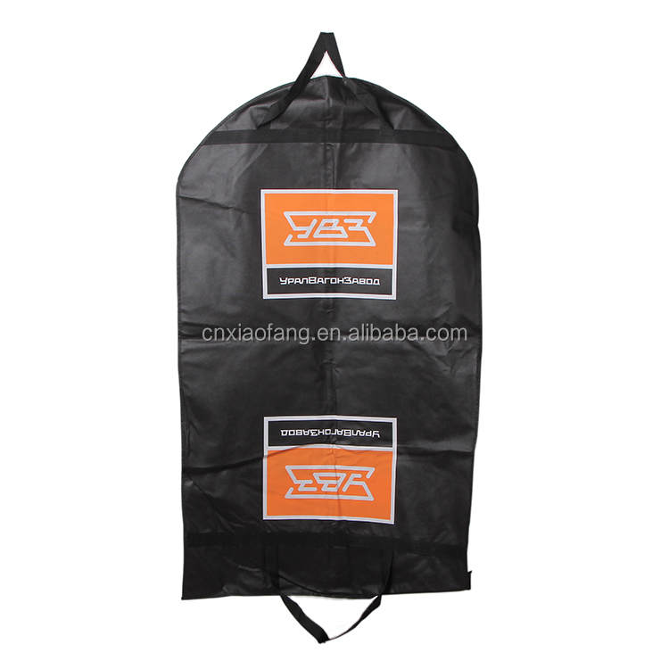 wholesales fabric non woven garment packaging bag