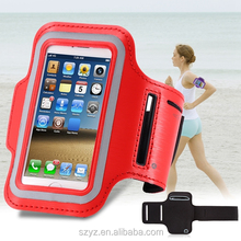 2016 Waterproof Sport Running Armband Case Workout Armband Pouch For Samsung Galaxy S5/S4/s3 Cell Mobile Phone Arm Bag Band Gym